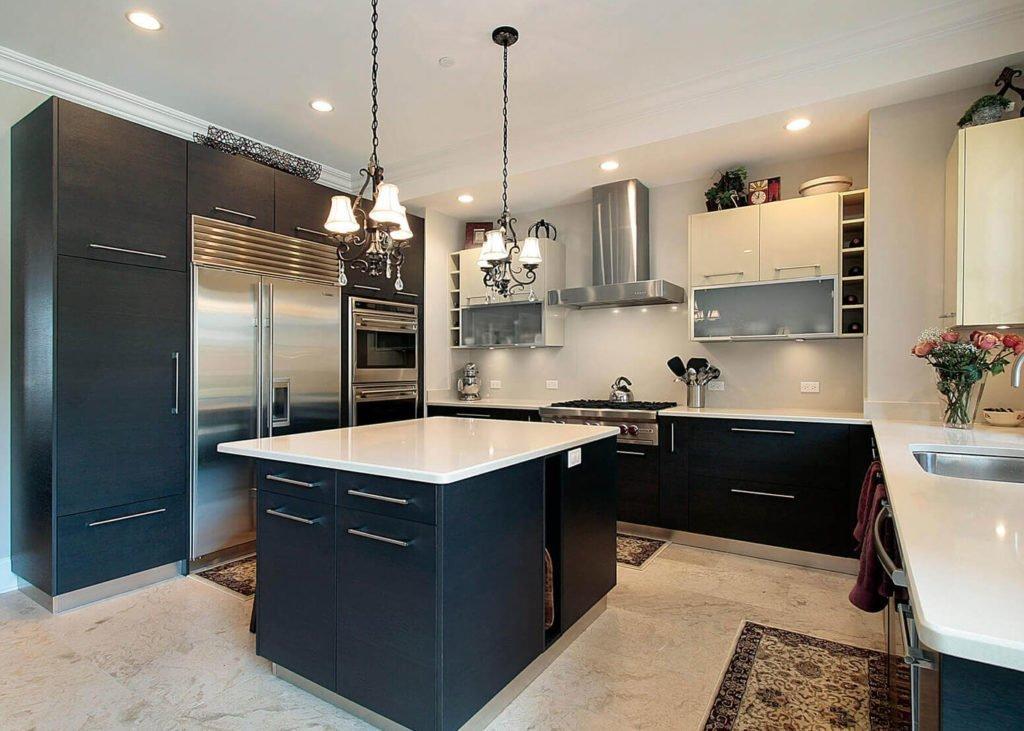 dark-blue-kitchen-cabinets