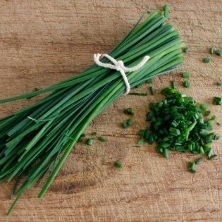 Chives you can plant with other herbs