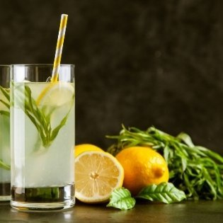 Tarragon-Lemonade-Drink